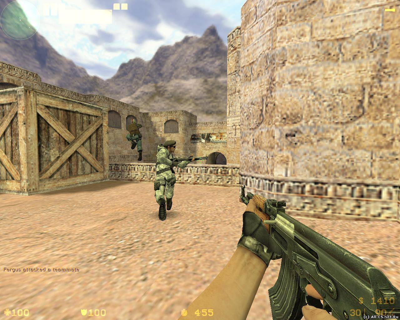 an analysis of the counter strike computer game According to valve, the counter-strike: global offensive software development kit is being developed by mike durand, and will be dropping three months after the game is released the sdk, of course, will allow players to mod the game as well as create new maps.