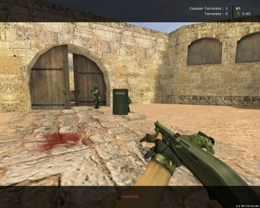 XTCS Counter-Strike 1.6 Final Release NonSteam скриншот №5