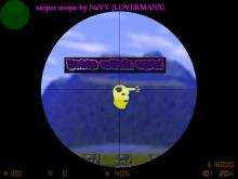Funny Sniper Scope