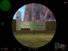 green scope