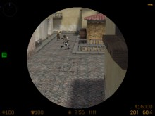 Improved PSO-1 reticle