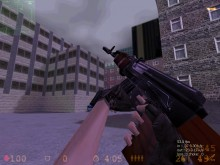 MDO's Urban AK-47 for M4A1