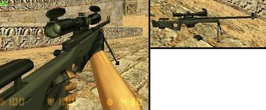 G22 Ghost Recon Awp [FIXED]