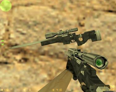 Woot AWP (w Suppressor) - Remix скриншот №1
