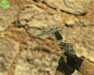 Deagle With UvBullets скриншот №1