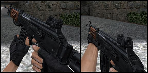 CS 1.6 Galil retextured