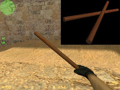wood stick