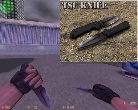 TSC knife for 0.6 (2 anims)