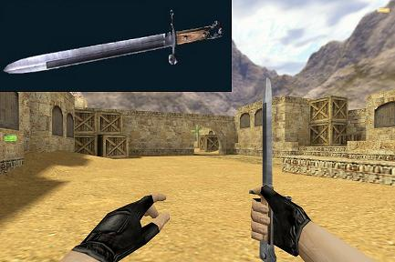 Bayonet Knife !