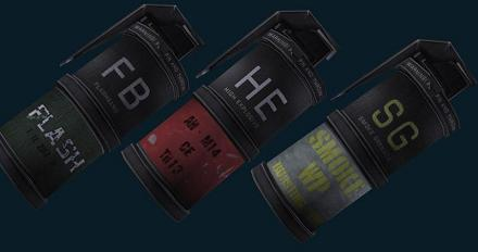 SOF 2 Grenades [Pack]