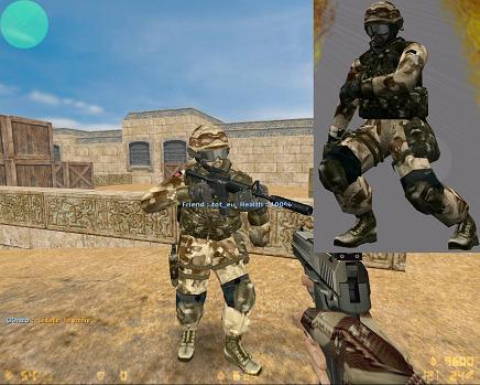 Desert US Ranger