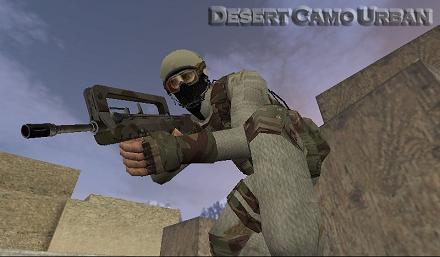 Desert Camo Urban