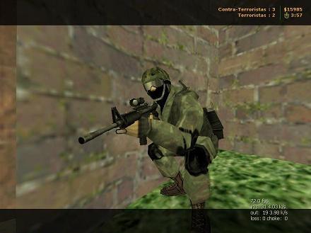 Brazilian Paratrooper