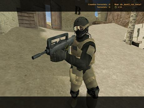 Better PMC Soldier