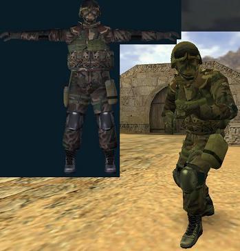 United States Marine Corps (camo)