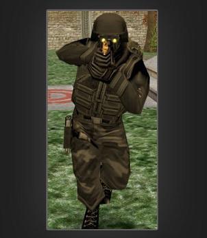 Splinter Cell - SAS