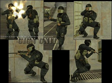 Gign Elite Unit