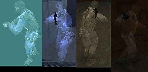 Ghostly GIGN Counter-Terrorist