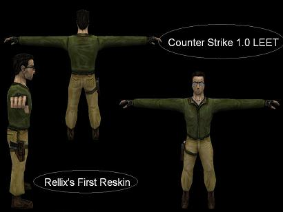 Counter Strike 1.0 Leet