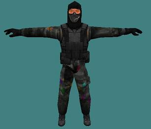 Arctic Paintball Ranger
