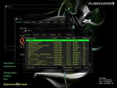 Alien Ware Gui