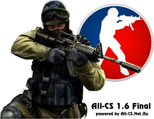 Counter-Strike 1.6 All-CS Final Release (2013/RUS) (v43, 48 protocol)