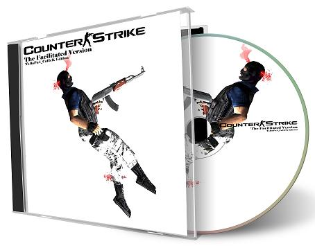 Counter-Strike - The Facilitated Version [2010/RUS] (v35, with AMX)