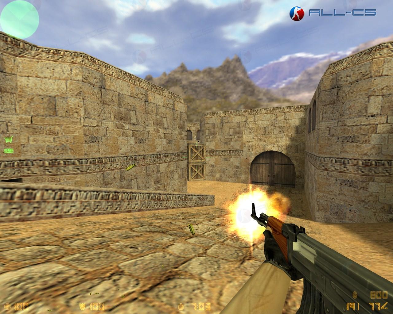 Cs: cкачать игру cs 16, готовые сервера, карты, спрайты , модели игроков , модели оружий, бты, темы меню, патчи