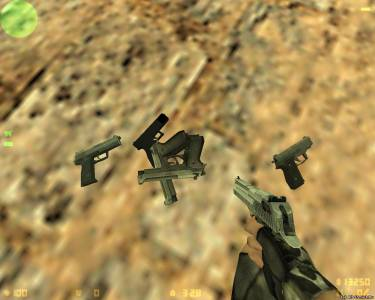 XTCS (CS:Source) Weapon Models Pack скриншот №3