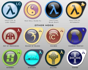 Valve World iconpack + Addon #1 скриншот №3