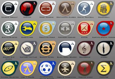 Valve World iconpack + Addon #1 скриншот №1