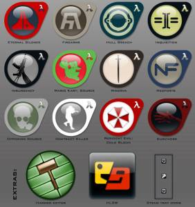 Valve World iconpack + Addon #1 скриншот №4