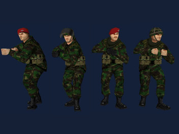British Paratroopers скриншот №1