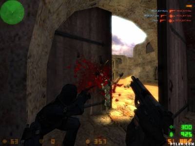 Counter Strike 1.6 HD v35 (2011) {Repak} [Rus] by <<<G@L>>> скриншот №3