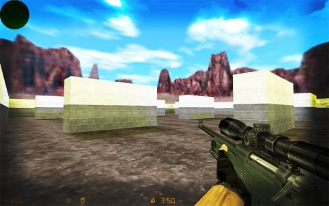 Counter-Strike 1.6 + Боты скриншот №1