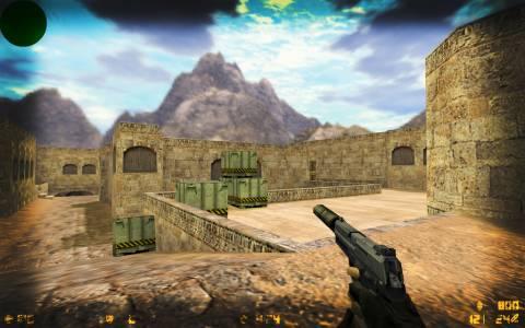 Counter-Strike 1.6 + Боты скриншот №3