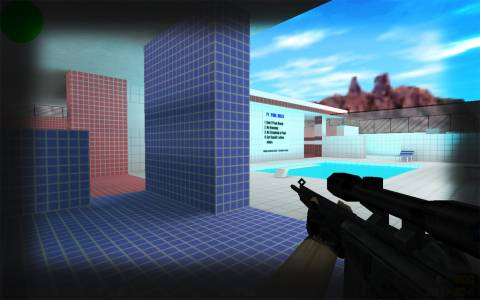 Counter-Strike 1.6 + Боты скриншот №4