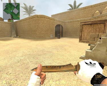 Counter-Strike Source digital zone v34+mods (2011) {Repak} [Rus] by <<<G@L>>> скриншот №4