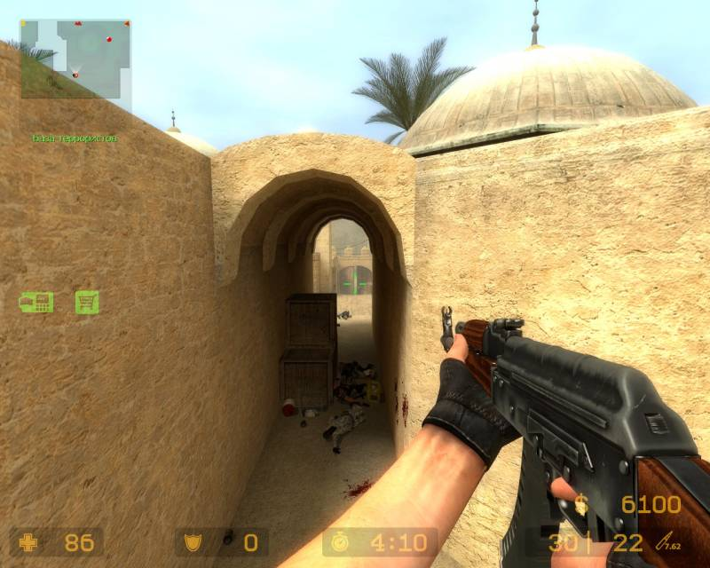 CS:GO AK47 Kopter's anims(by <<<G@L>>>)