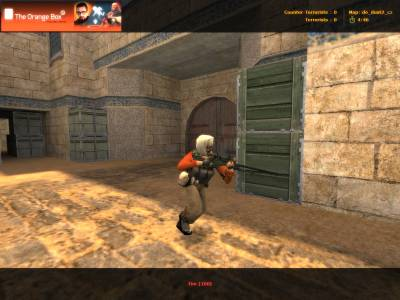 CSGO AWP Nemesis anims (convert by <<<G@L>>>) скриншот №4
