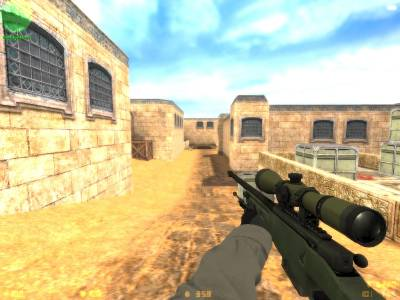 CSGO AWP Nemesis anims (convert by <<<G@L>>>) скриншот №3