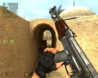 CS:GO AK47 Kopter's anims(by <<<G@L>>>) скриншот №2