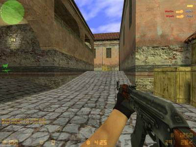 CS:GO AK47 Kopter's anims(Convert by <<<G@L>>>) скриншот №2
