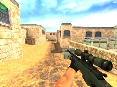 CSGO AWP Nemesis anims (convert by <<<G@L>>>) скриншот №2