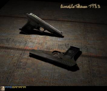 Aimable Tokarev TT33 (Convert by <<<G@L>>>) скриншот №1