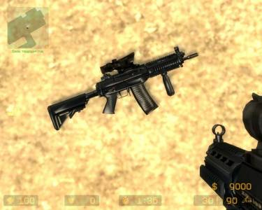 sg552 tactical (by <<<G@L>>>) скриншот №2