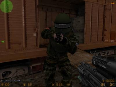PARANOIA ALPHA CT PACK REANIMATED скриншот №1