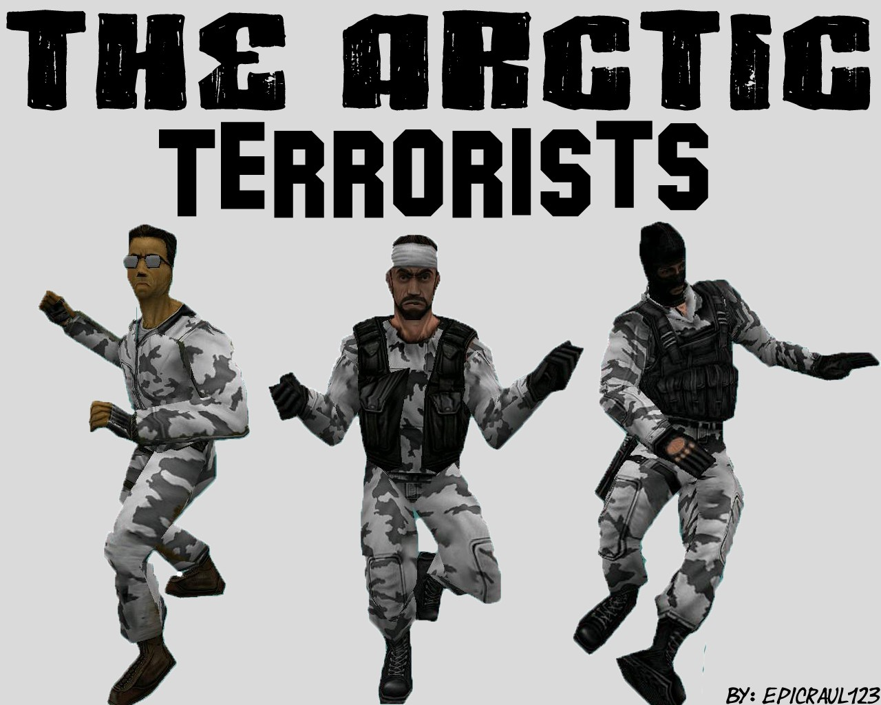 The Arctic Terrorists pack