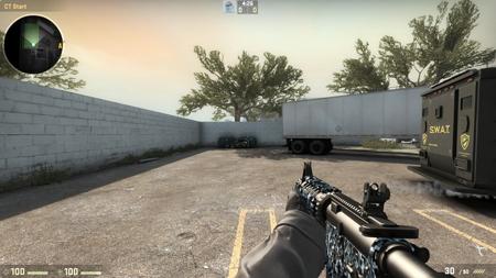 Универсальные тактики Counter Strike скриншот №4