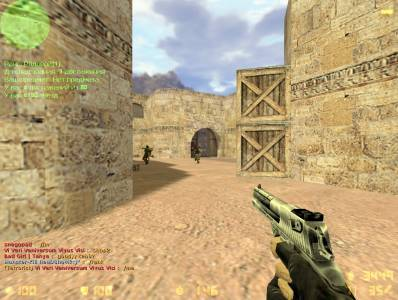Counter Strike 1.6 Old School скриншот №3
